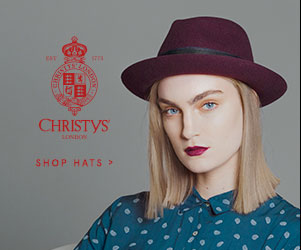 Christys London- Hats AW16 Collection -Women Fedora 120x600