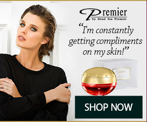 Premier Dead Sea - You'll Get Compliments on your Skin