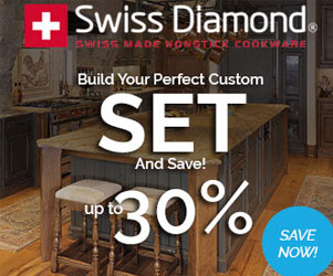 Swiss Diamond Custom Sets Up to 30% OFF